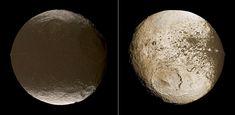 Iapetus via Cassini