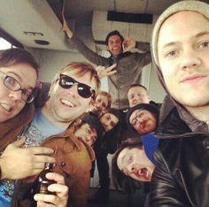 Imagine Dragons- love these guys! ^^