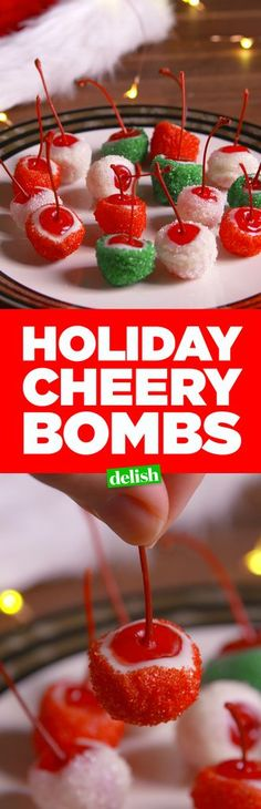 These Holiday Cheery Bombs Will Get You Blitzen'd Real Fast