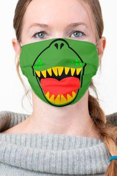 Dinosaur Mask, Dinosaur Costume, Arte Audrey Hepburn, Mask Online, Protective Mask, Shape Of You, T Rex, Mask For Kids, Snug Fit