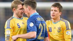 Ukraine 2-0 France - World Cup Qualification playoff First Leg