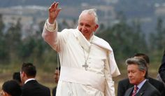 El Papa Francisco confirma que vendrá a Colombia - Gabriel Hilsaca Acosta