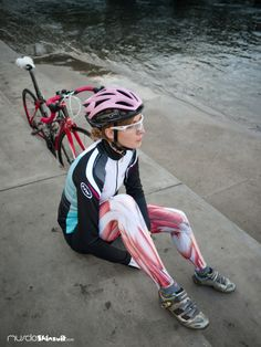 Leg Warmers for Woman - cycling