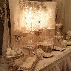 Winter Wonderland Birthday Party Ideas   Photo 4 of 11   Catch My Party