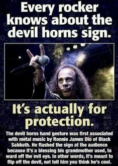 Ronnie James Dio - Rest in Peace you awesome motherf%^&er Black Metal, Heavy Metal Art, Heavy Metal Bands, Metal Music Bands, Heavy Metal Funny, Papa Roach, Breaking Benjamin, Garth Brooks, The Adicts