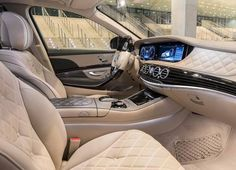 2018 Mercedes-Benz S-Class Maybach : refreshed and better