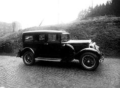 Volvo PV650 Series - Volvo PV 651 (1929-30, mechanical brakes)