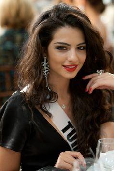 Miss Turkey 2010 • Melisa Aslı Pamuk