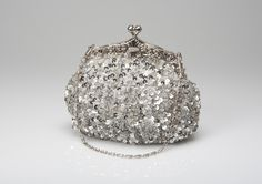 Beautiful Bridal Bags  www.iwantcrystalcouture.com