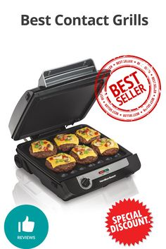 Best Contact Grills - Discount and review Grills