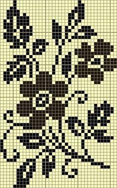 1 million+ Stunning Free Images to Use Anywhere Filet Crochet Charts, Crochet Cross, Knitting Charts, Cross Stitching, Cross Stitch Embroidery, Embroidery Patterns, Tapestry Crochet Patterns, Loom Patterns, Cross Stitch Designs
