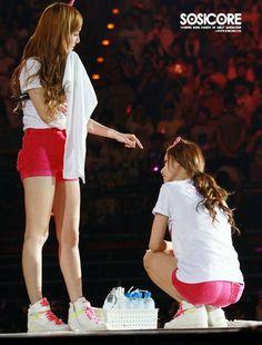 Snsd #Jessica #Yoona #yoonsic
