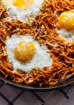 Easy Sweet Potato Eggs: 21 Sexy Egg Dishes We Totally Want to Make Out With