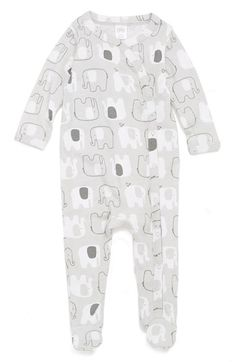 Free shipping and returns on Nordstrom Baby Footie (Baby) at Nordstrom.com. A cozy cotton one-piece breathes easy so baby stays comfy.