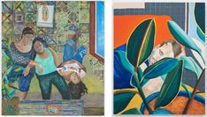 Aliza Nisenbaum  Paints people from life in public and private spaces, usually undocumented immigrants