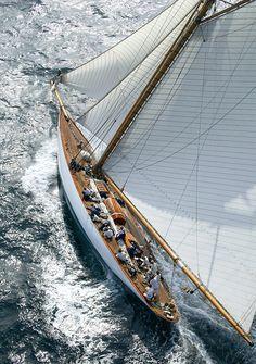Mariquita, Classic Sail.