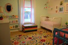 "Adella's room! Please ""like"" it on the Project Nursery site :)"