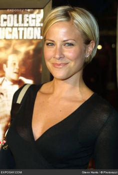 Brittany Daniel - makeup is always flawless!