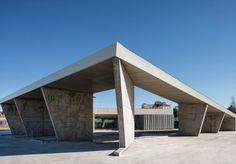 Автовокзал в Испании