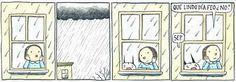 Chuva! - Liniers