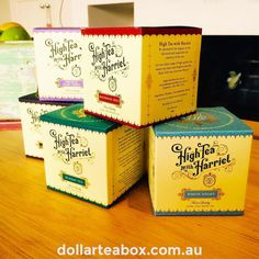 Love tea? Try some from @highteawithharriet available in our $1 trial  Discover more at dollarteabox.com.au --- Dollar Tea Box helps you discover delicious unique tea blends from amazing brands around Australia. Every month we showcase a new brand sharing the tea they have on offer. Choose from a range of subscription options depending upon the quantity of tea you want whether you are a casual drinker or a tea addict we have you covered. Not quite ready to take the leap we have a trial that…