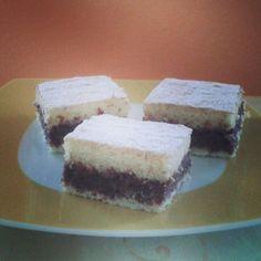 Torta paradiso senza glutine farcita con crema di nutella
