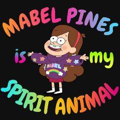 Mabel Pines is my Spirit Animal