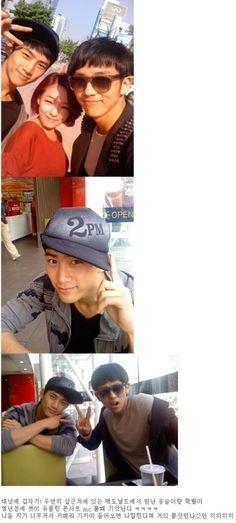 #Taecyeon #Seulong #2AM #2PM #Oneday