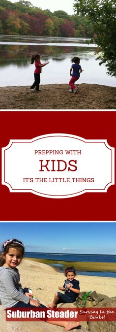 Preppers with kids c