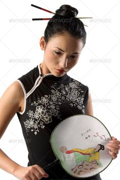 japanese girl in classical dress ...  adult, art, asian, beautiful, beauty, black, chopstick, colored, costume, culture, cute, decor, draw, dress, exotic, face, fan, fashion, female, geisha, girl, glamour, gorgeous, hair, hairstyle, isolated, japanese, lady, makeup, model, one, oriental, people, person, portrait, pose, pretty, seductive, sensual, single, symbol, traditional, woman, young