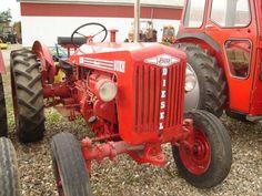 Bukh Tractor