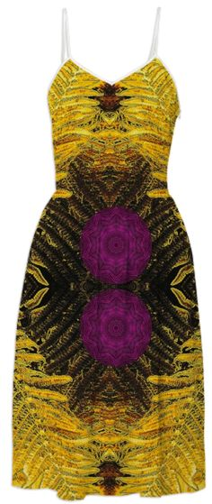 Dream On SUMMER DRESS from Print All Over Me