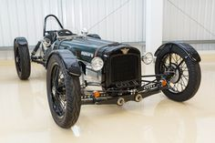 COT 11 Supercharged Austin Seven Monoposto Special | Flickr