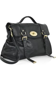 72df1a1851 Mulberry - The Oversized Alexa leather bag