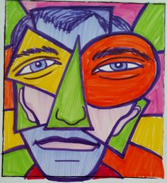 cubist portaits - Google Search