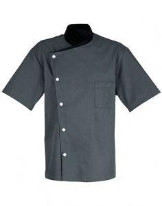 Bragard Juliuso Grey Jacket