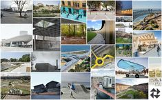 The European Prize for Urban Public Space Names 25 Finalists for 2016