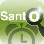 Santopedia Ipod Touch, Apps, Santos, App, Appliques