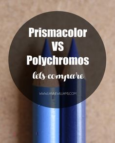 Prismacolor VS Polychromos: Lets compare!