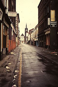 Tib Street, Manchester, 1974