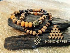 Buddha head infinity bracelet, boho hippie yoga jewelry by HonuHippie on Etsy https://www.etsy.com/listing/270398856/buddha-head-infinity-bracelet-boho