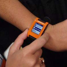 """I'm watch"" : The I'm Watch is basically an Android device for your wrist."
