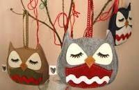 christmas felt ornaments - Google Search