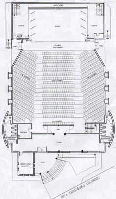 Auditorium Plan, Auditorium Architecture, Theatre Architecture, Auditorium Design, Architecture Concept Diagram, Landscape Architecture Drawing, Studios Architecture, Cultural Architecture, Architecture Plan
