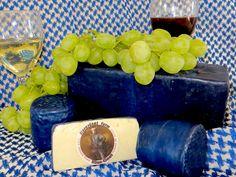 Blue Goat         Cheese Box