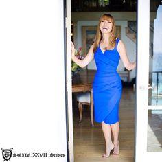 """#tbt w/ beautiful @JaneSeymour in her stunning Malibu home last spring. #openhearts #smilexxvii"""