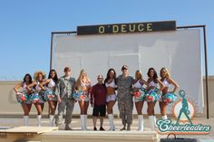North and South Camp, Egypt – AFE Tour   Miami Dolphins Cheerleaders