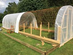 """Receive wonderful suggestions on """"greenhouse plans homemade"""". They are offered for you on our internet site. Tunnel Greenhouse, Underground Greenhouse, Backyard Greenhouse, Greenhouse Plans, Cinder Block Garden, Wooden Greenhouses, Vegetable Garden Design, Garden Structures, Growing Plants"""