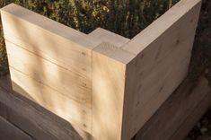Garden Bed Layout, Raised Bed Garden Design, Backyard Garden Design, Carpentry Projects, Diy Wood Projects, Garden Projects, Planter Box Plans, Planter Boxes, Backyard Plan