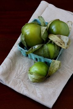What to make with tomatillos? Pineapple, Cucumber & Tomatillo Salsa: Tropical Snack For The Winter